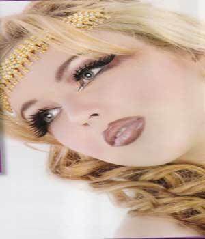 نکاتی برای بهتر شدن آرایش چهره عروس