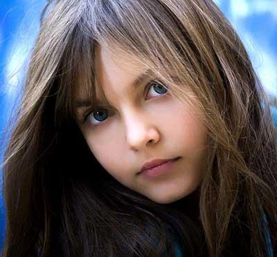 خصوصيات و ویژگی های يك چهره زيبا ( عکس های دختران 1 )